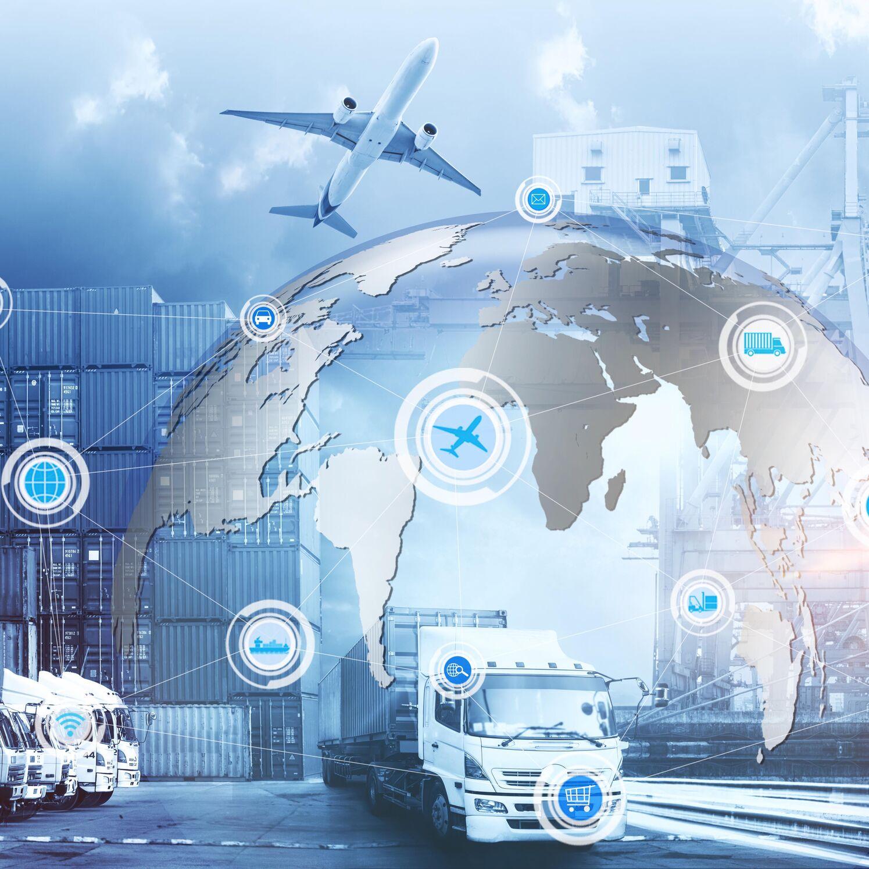 Frachten- und Logistikdienstleistungen