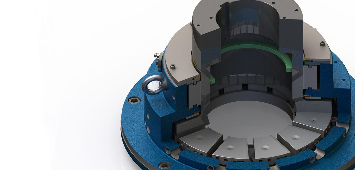 Miba Industrial Bearings – Vertical Bearings