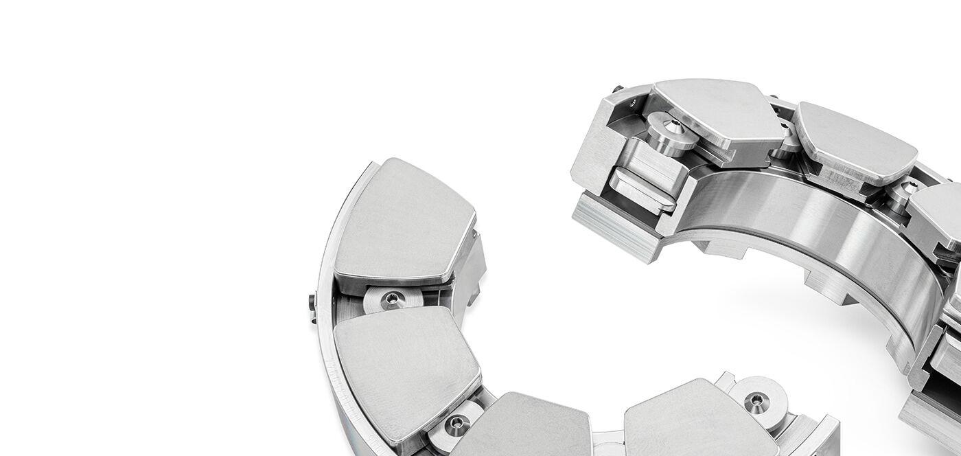 Miba Industrial Bearings – Tilting Pad Thrust Bearings