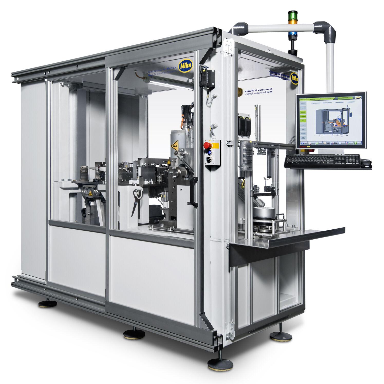 Produktionsanlagen für E-Mobility