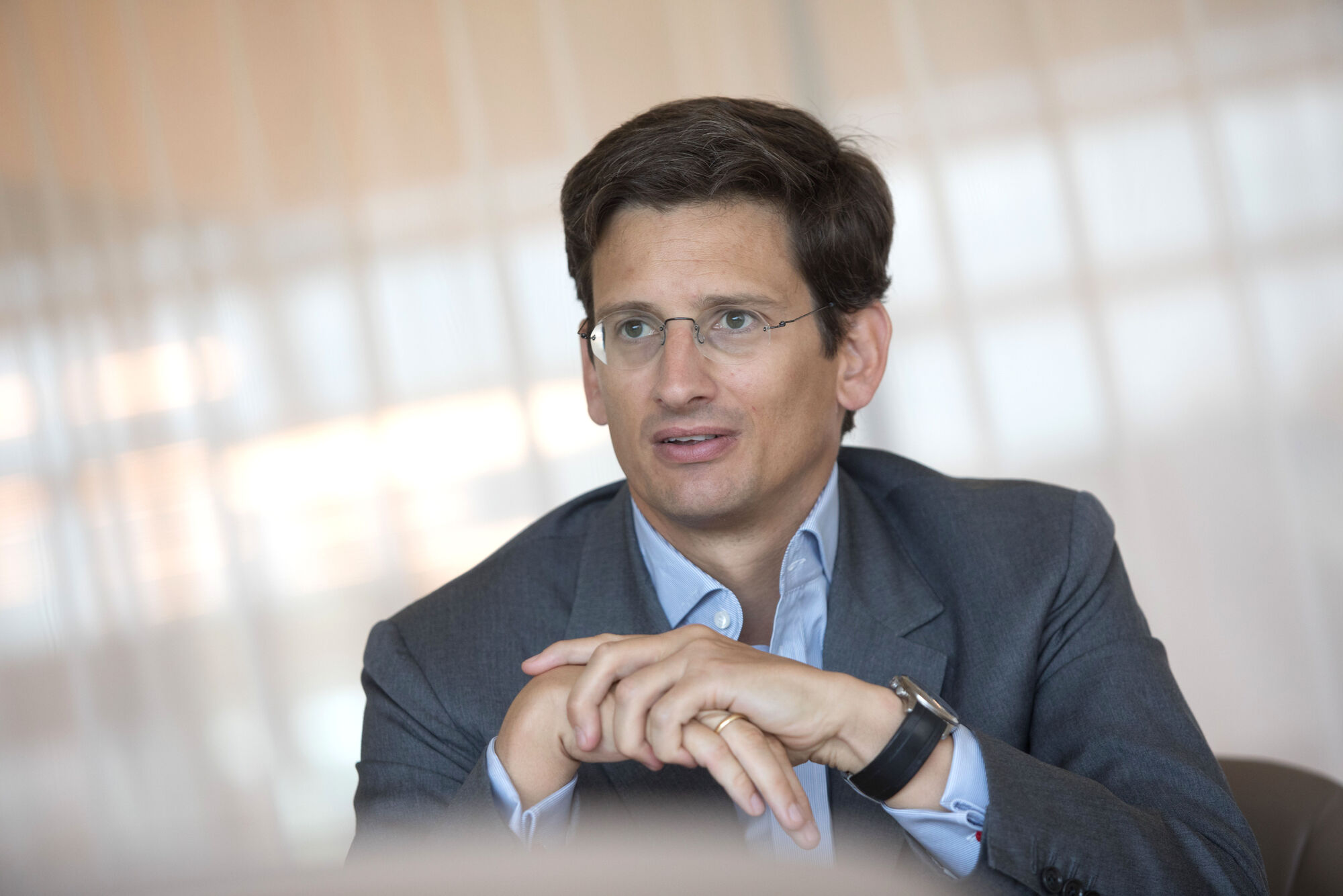CEO F. Peter Mitterbauer