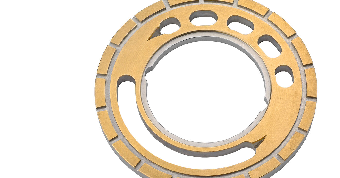 Miba Industrial Bearings – Hydraulic Components