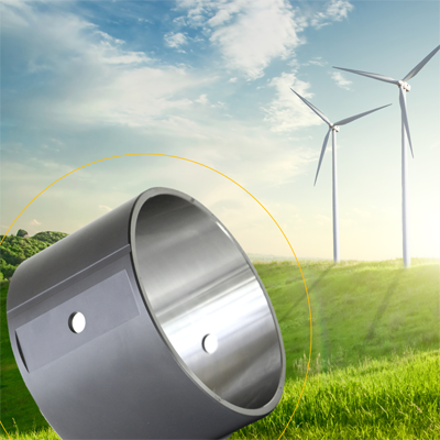 Hydrodynamic Bearings for Wind Turbines