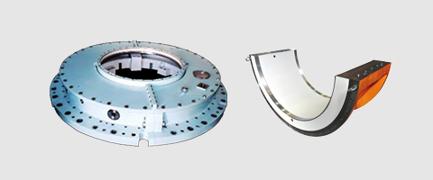 Guide Bearings for Hydropower Generation