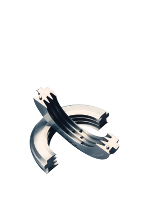 labyrinth seals for turbomachinery