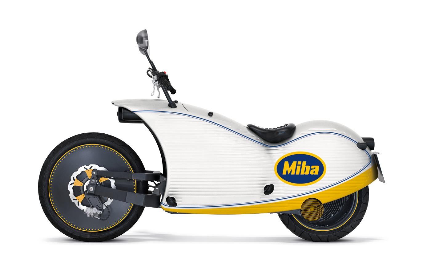 Miba Smc Motor
