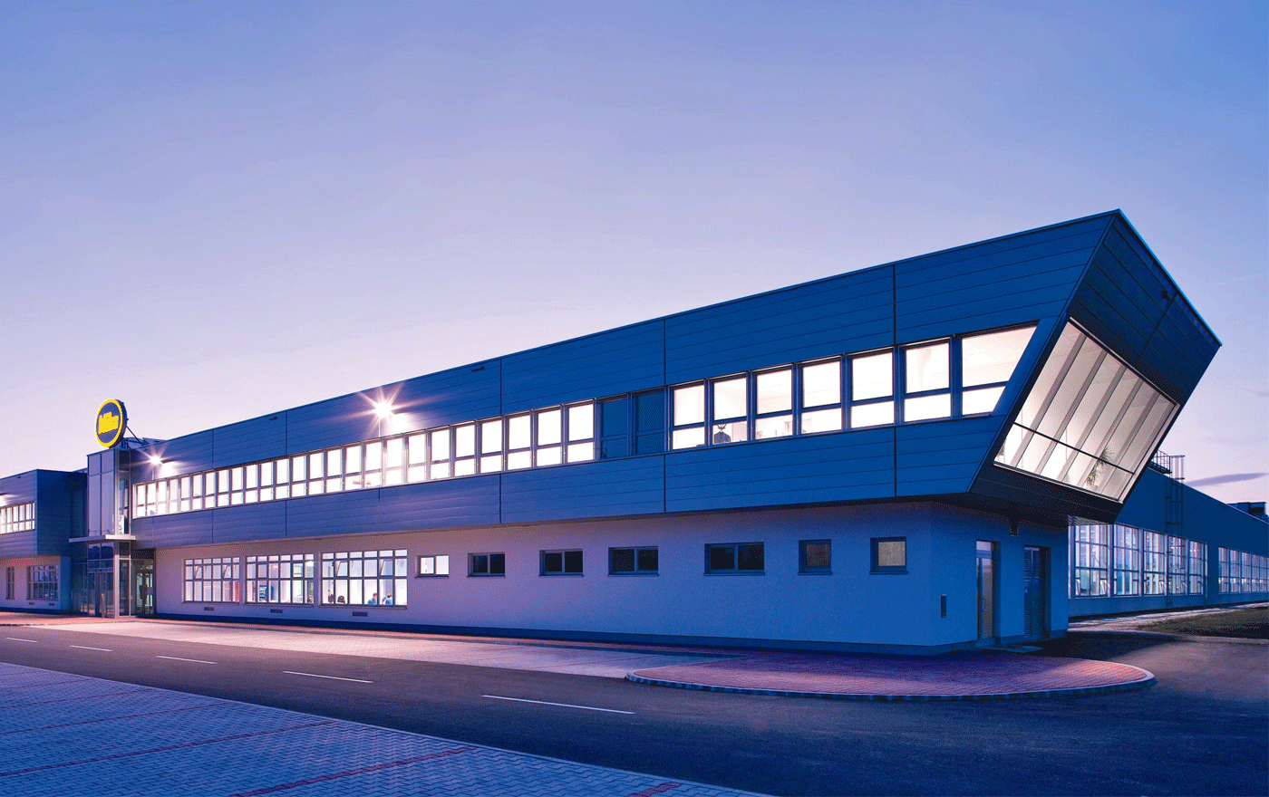 Company Building Vrable