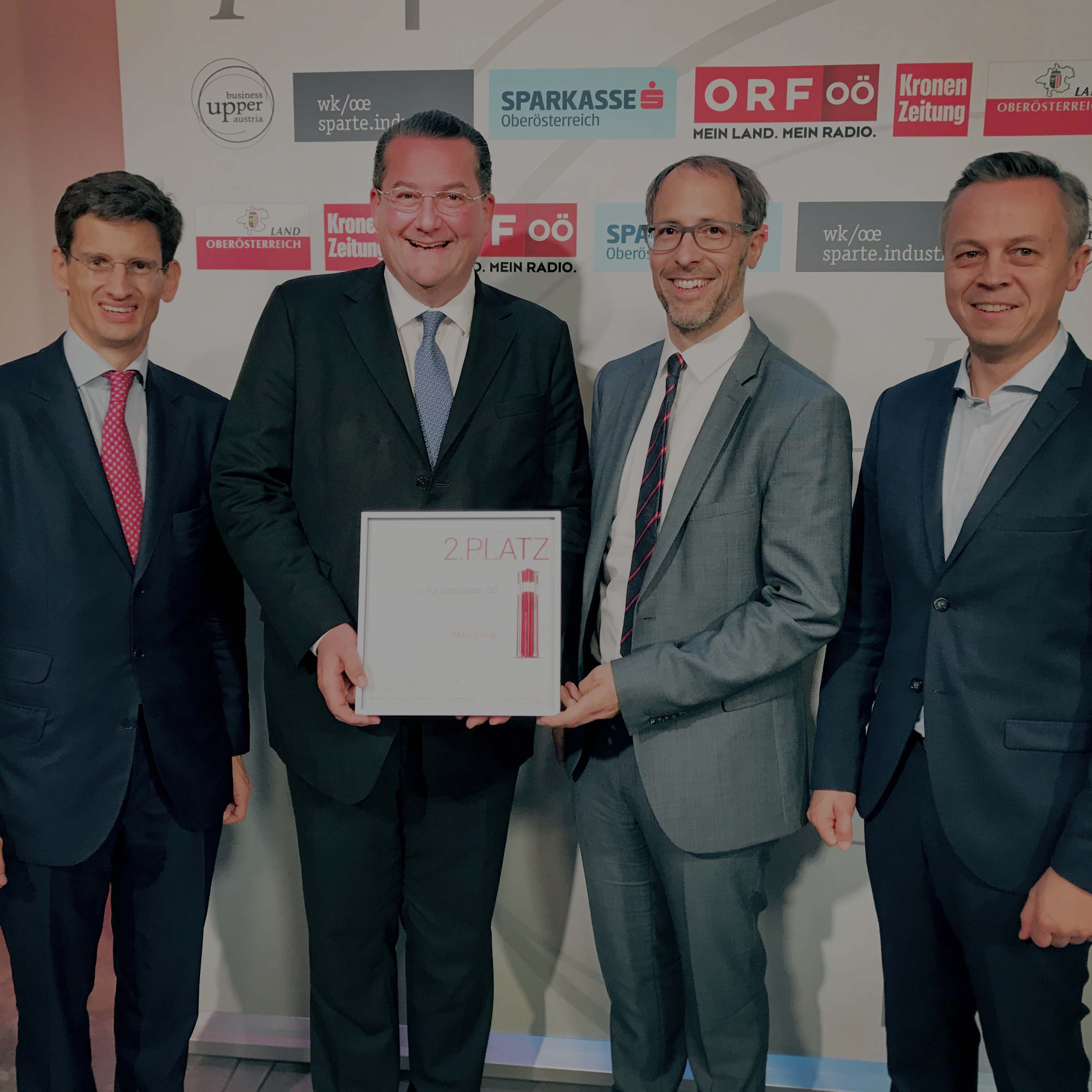 Innovationspreis für Miba FLEXcooler®