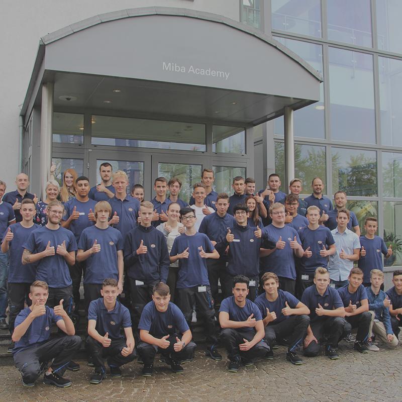 33 Lehrlinge starten in ihre Ausbildung bei der Miba